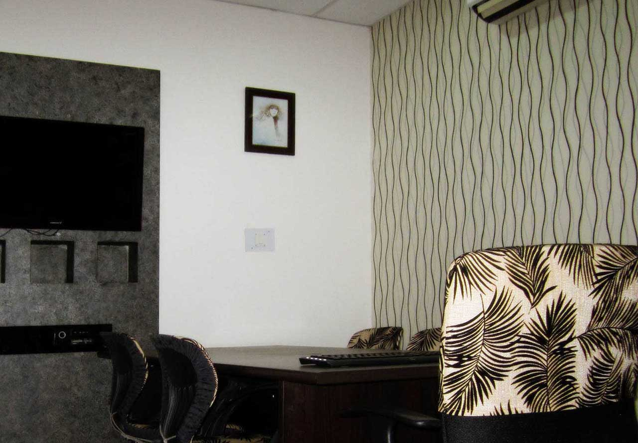 DESIGN & DECORS THE OFFICE